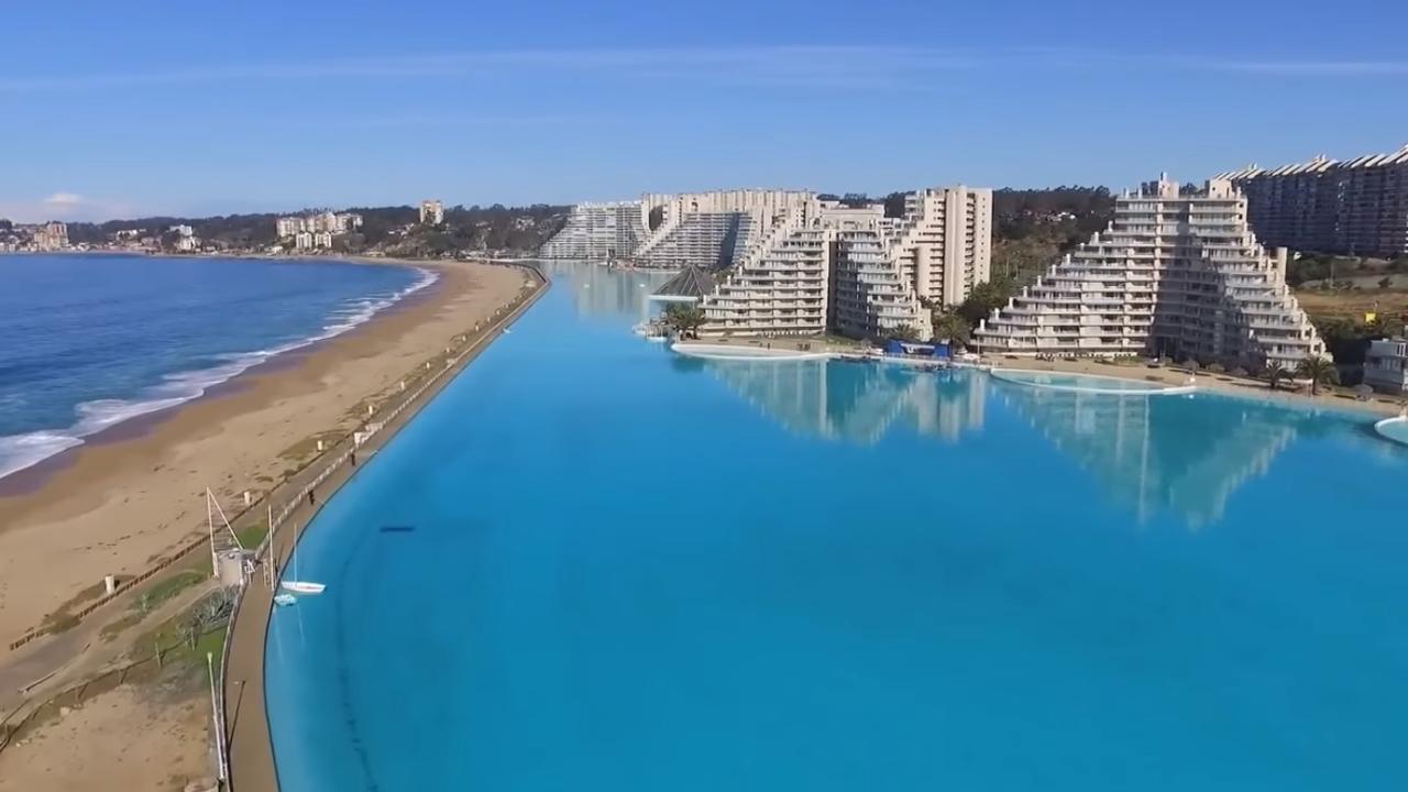 картинки самого большого бассейна в мире