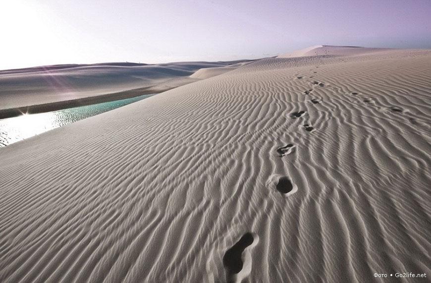 Вода песок он она и секс между ними