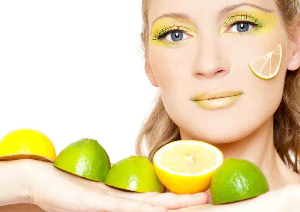 Лимон для кожи лица как он действует